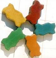 Phan lâm Anh - block - brick - Gạch con sâu